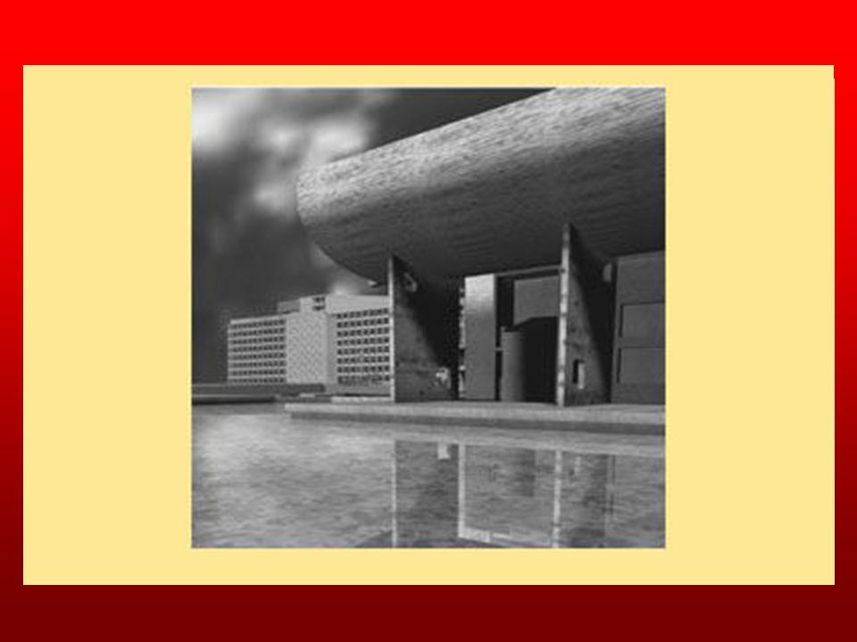 Famoso por el estilo arquitectónico internacional