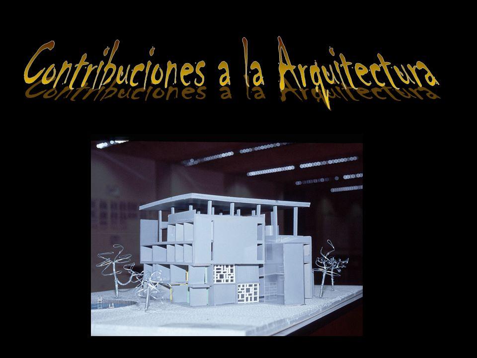 Contribuciones a la Arquitectura