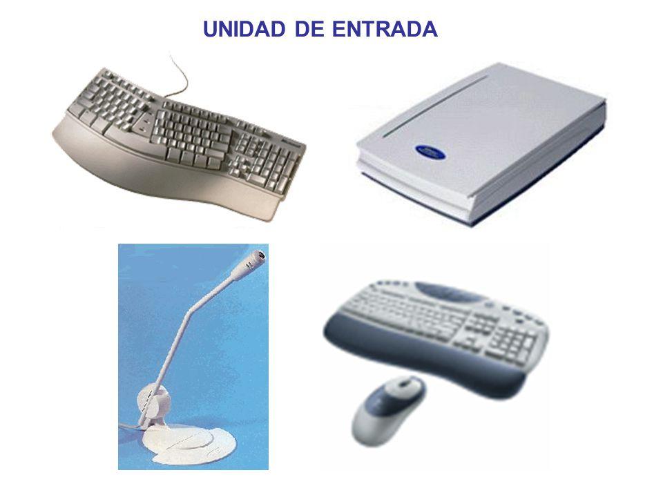 UNIDAD DE ENTRADA