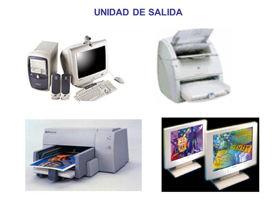 UNIDAD DE SALIDA