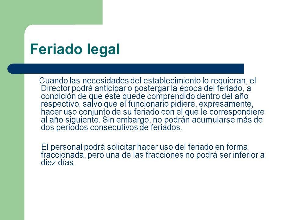 Feriado legal