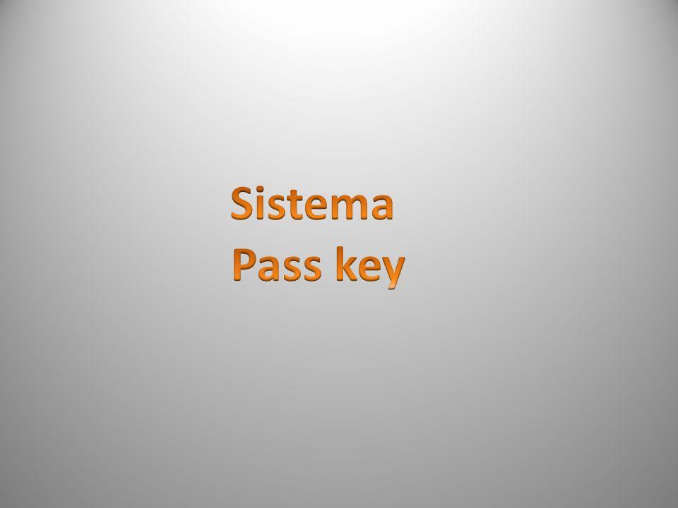 Sistema Pass key