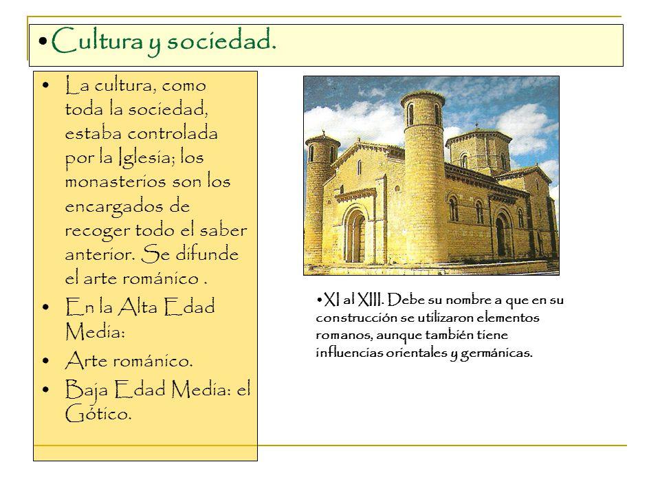 Cultura y sociedad.