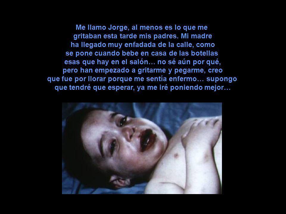Me llamo Jorge, al menos es lo que me