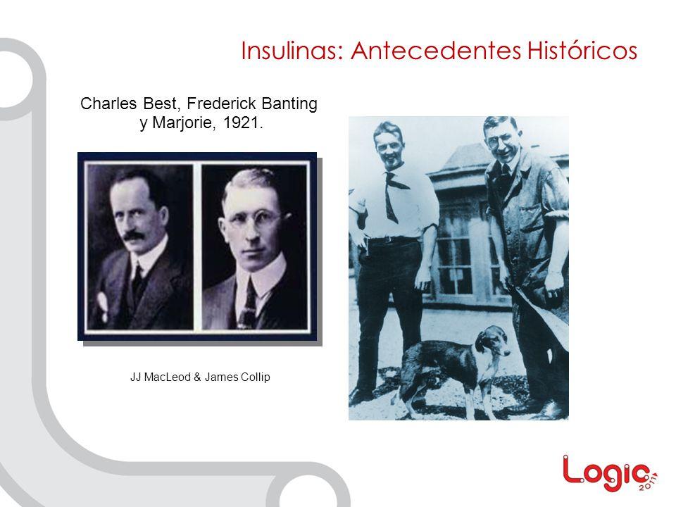 Insulinas: Antecedentes Históricos