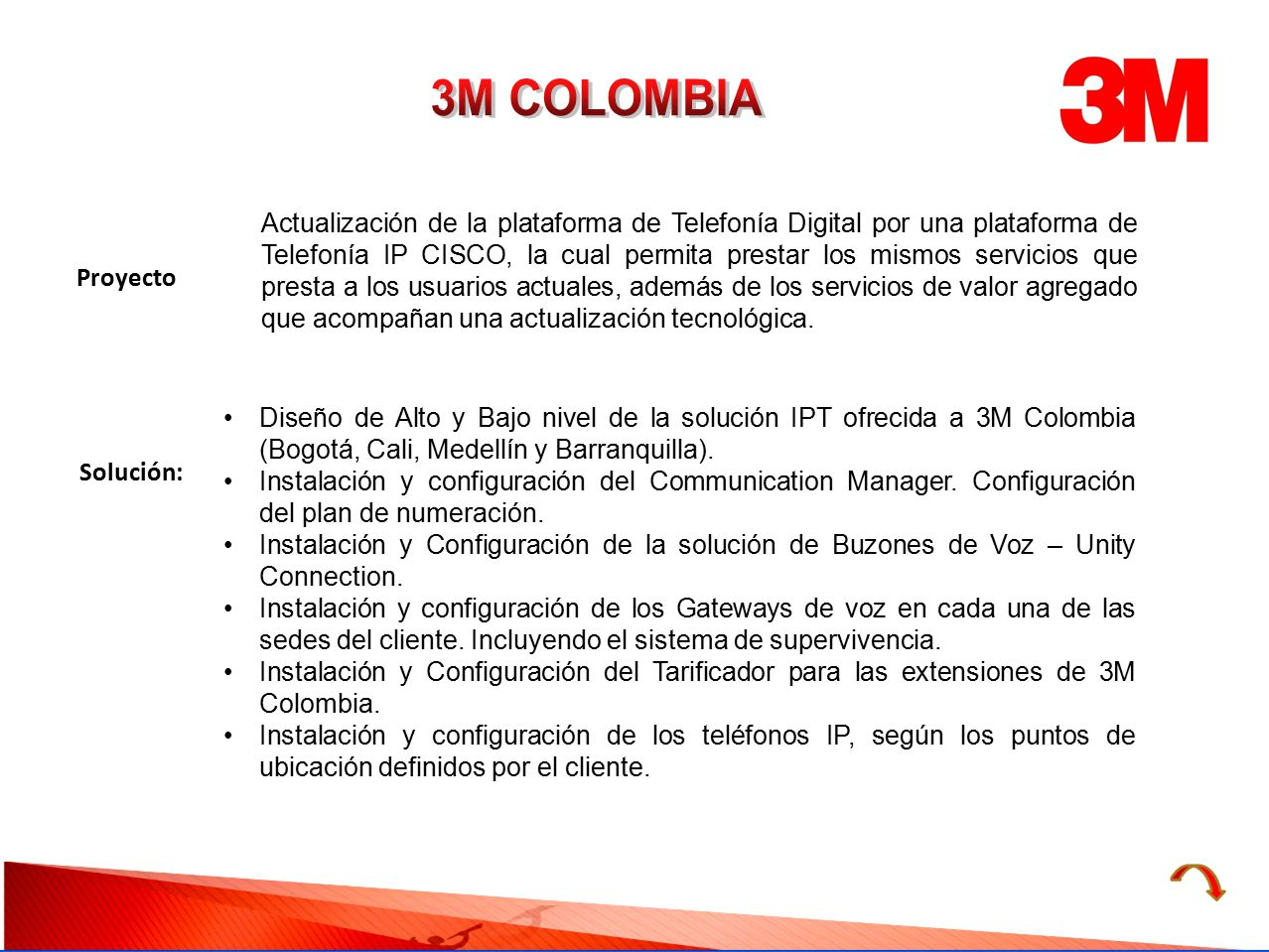 3M COLOMBIA