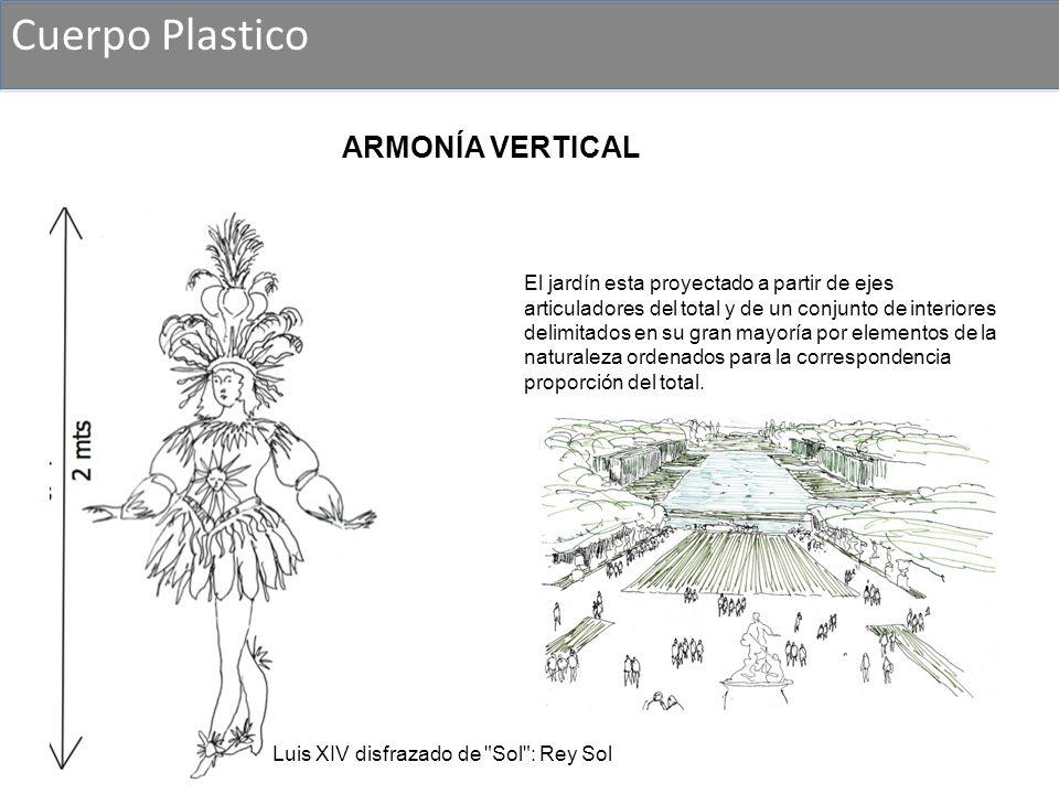 Cuerpo Plastico ARMONÍA VERTICAL