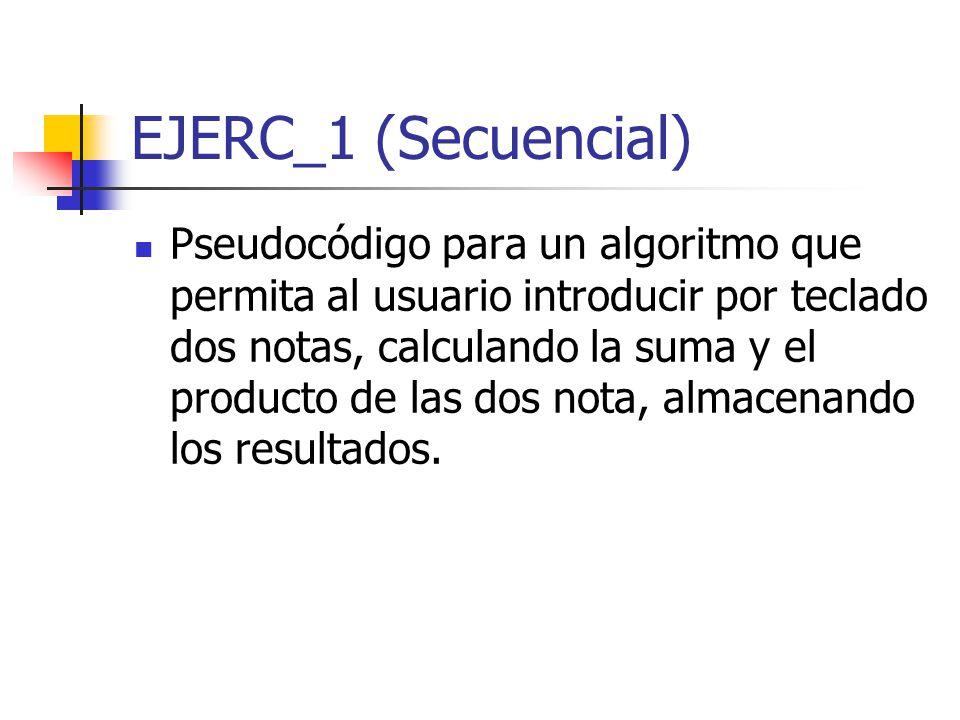 EJERC_1 (Secuencial)