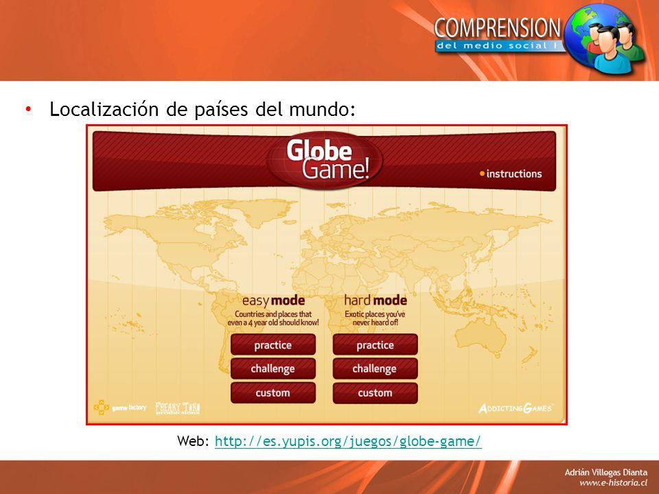 Web: http://es.yupis.org/juegos/globe-game/