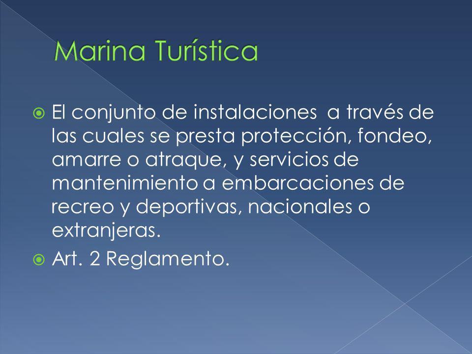Marina Turística