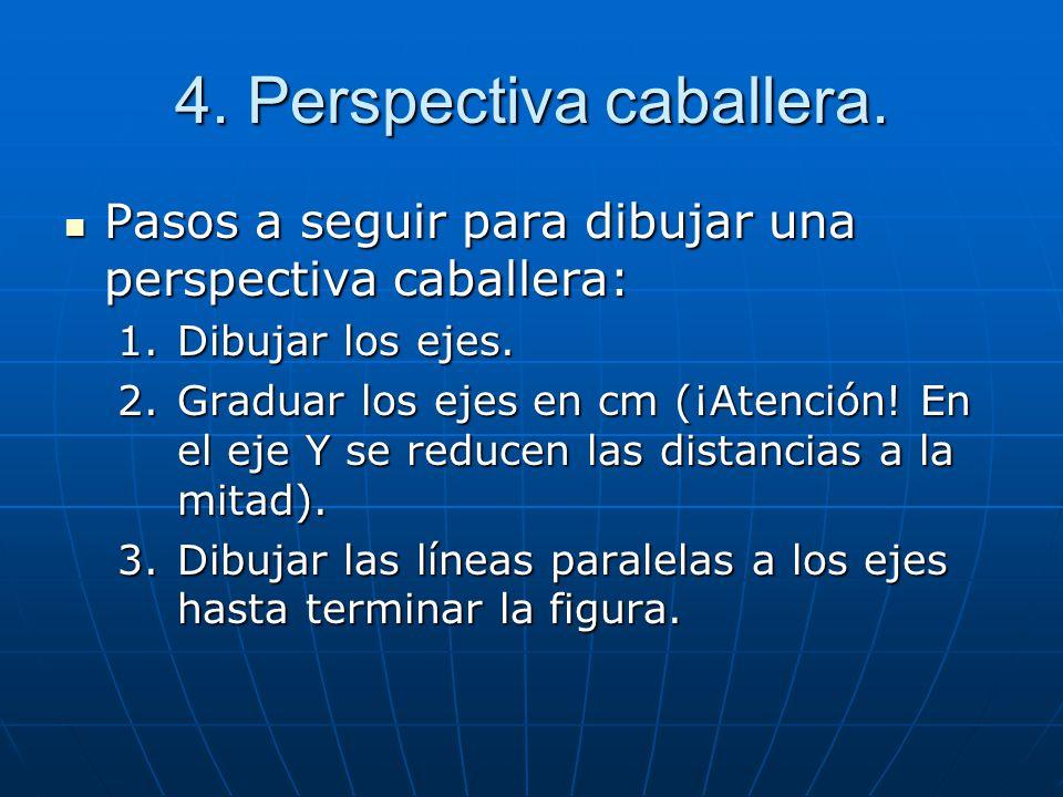 4. Perspectiva caballera.