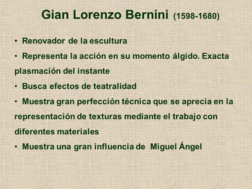 Gian Lorenzo Bernini (1598-1680)