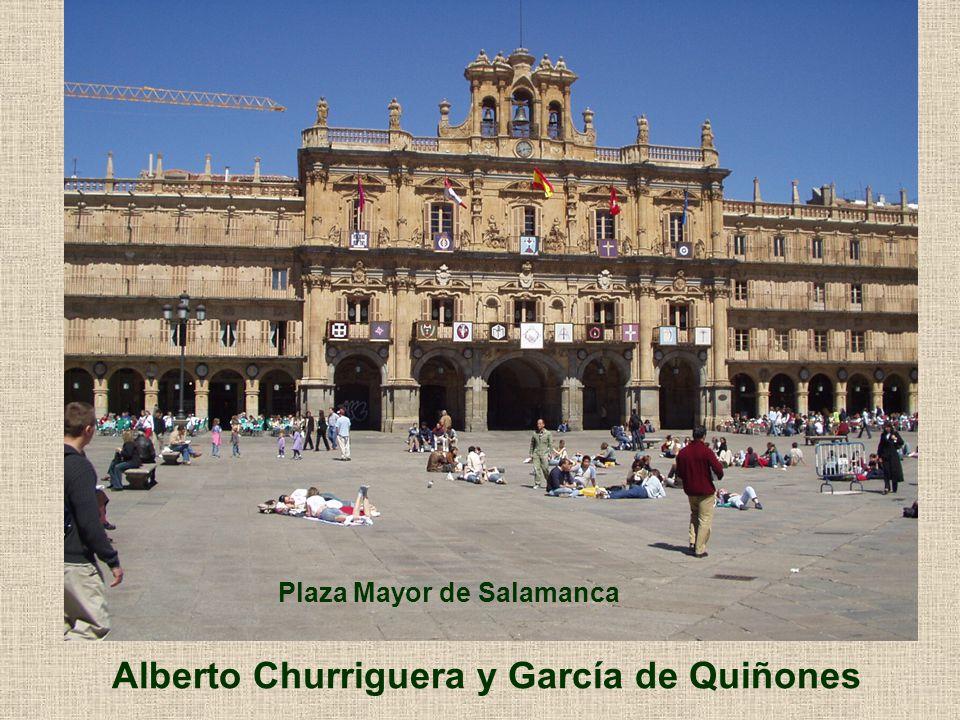 Alberto Churriguera y García de Quiñones