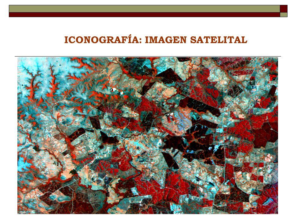 ICONOGRAFÍA: IMAGEN SATELITAL