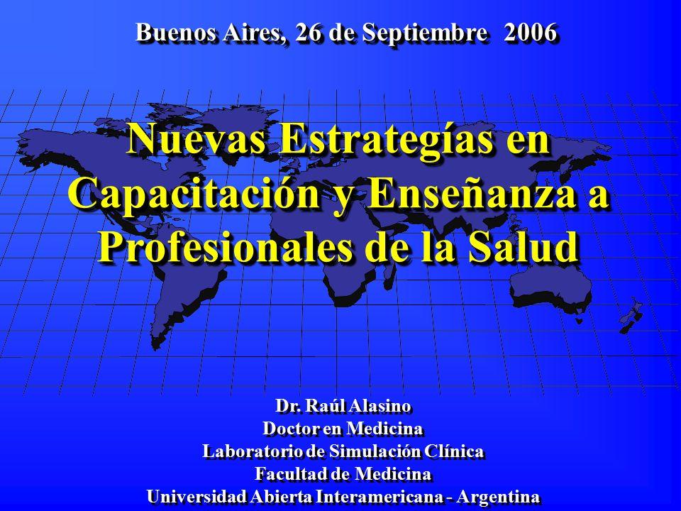 Buenos Aires, 26 de Septiembre 2006