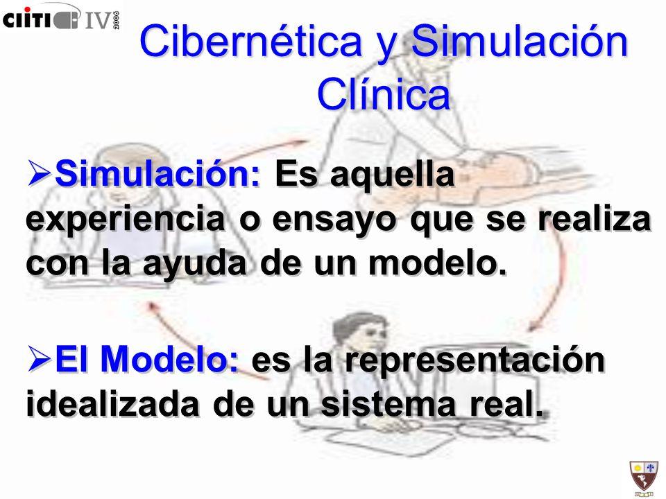 Cibernética y Simulación Clínica