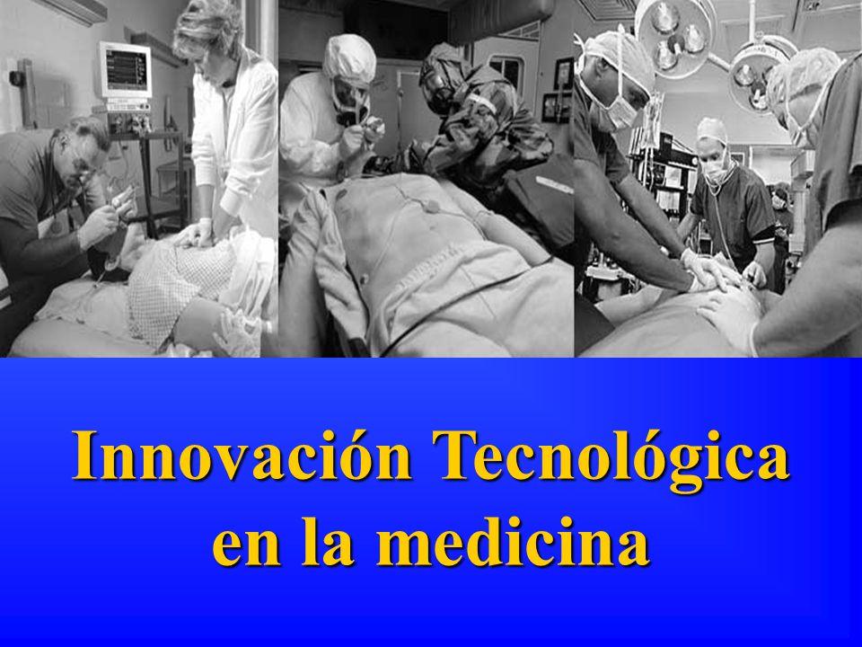 Innovación Tecnológica en la medicina