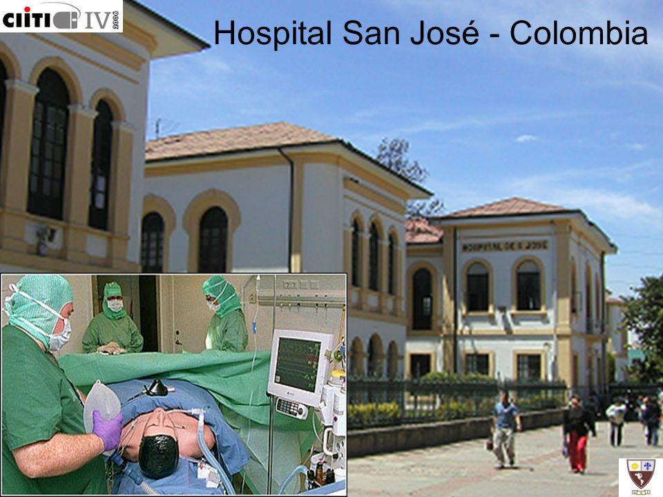 Hospital San José - Colombia
