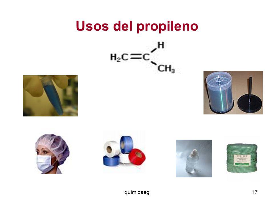 Usos del propileno quimicaeg