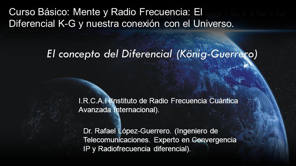 El concepto del Diferencial (König-Guerrero)