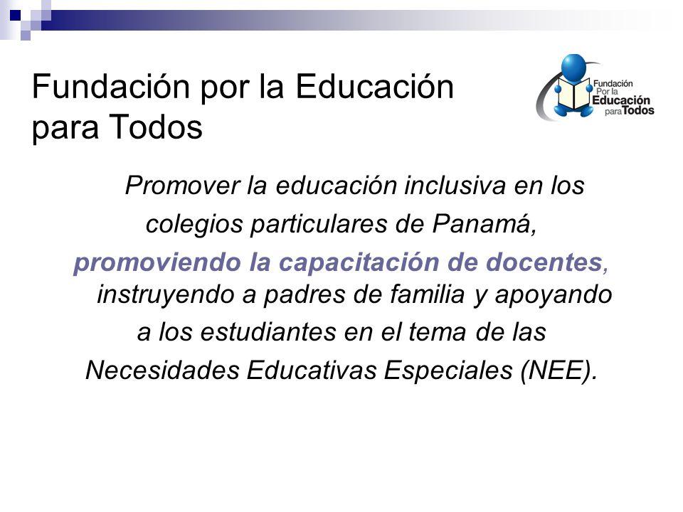Fundación por la Educación para Todos