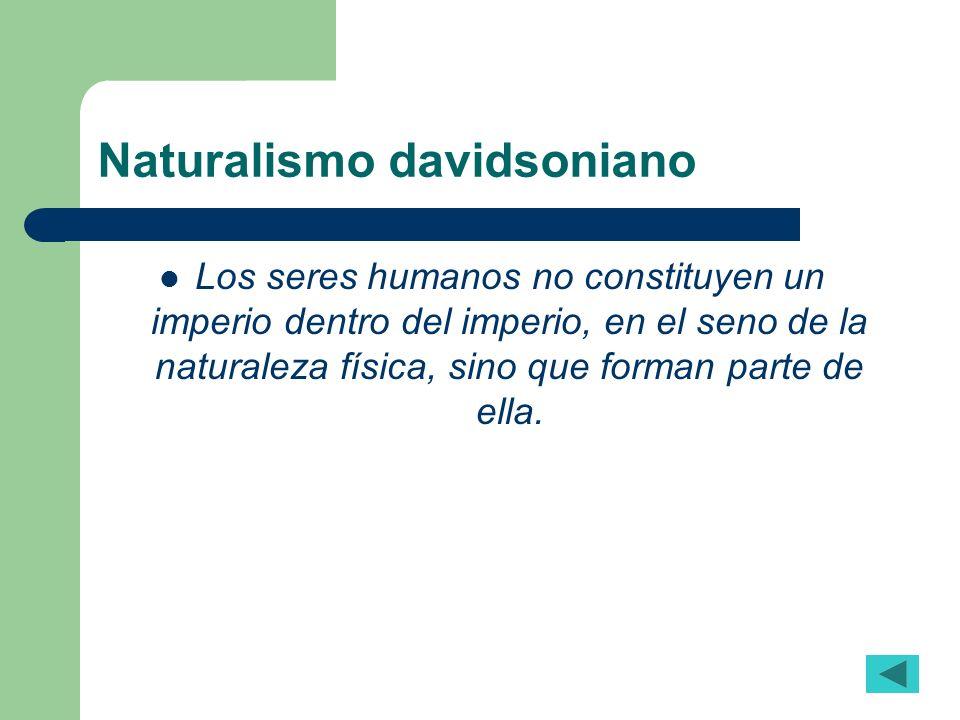 Naturalismo davidsoniano