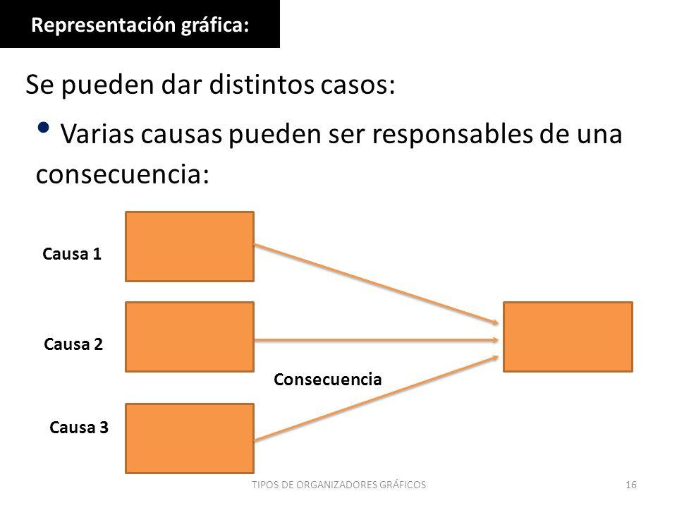 Representación gráfica: