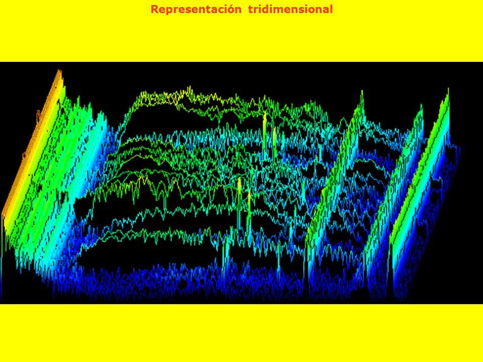 Representación tridimensional