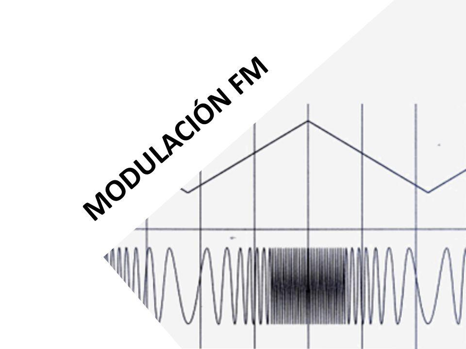 MODULACIÓN FM