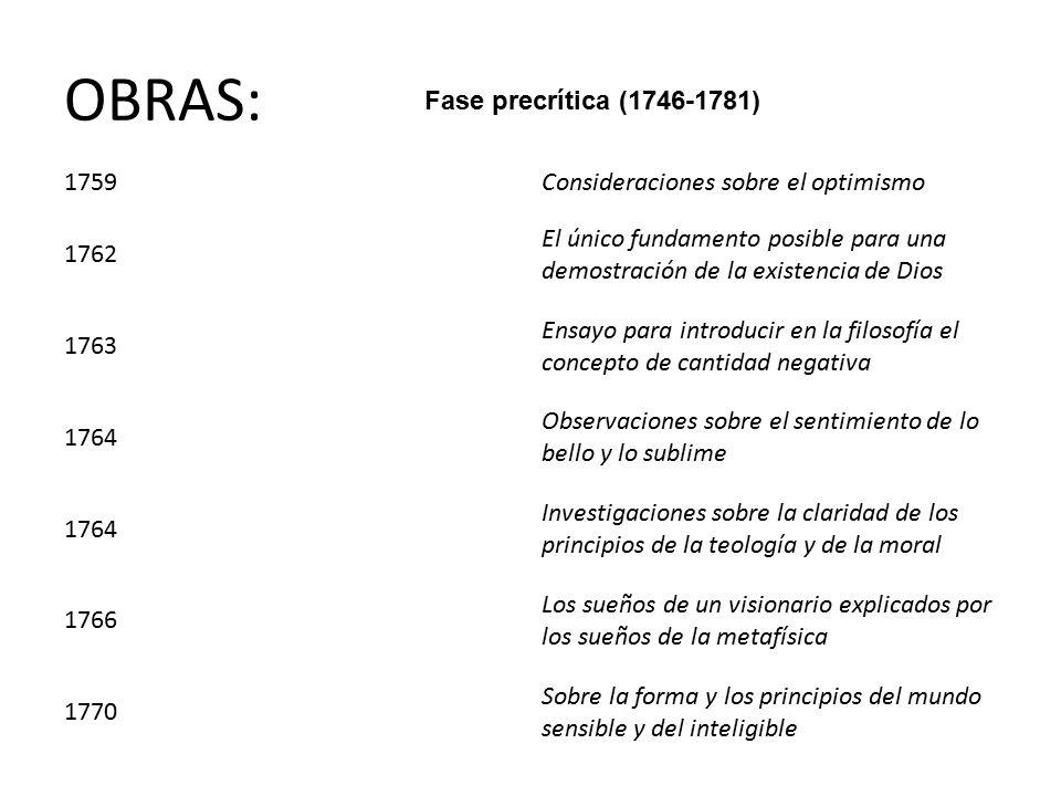 OBRAS: Fase precrítica (1746-1781) 1759