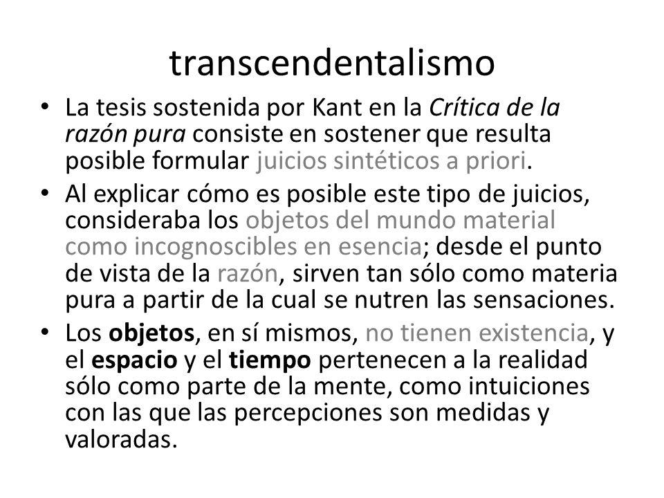 transcendentalismo