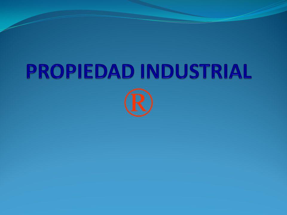 PROPIEDAD INDUSTRIAL ®