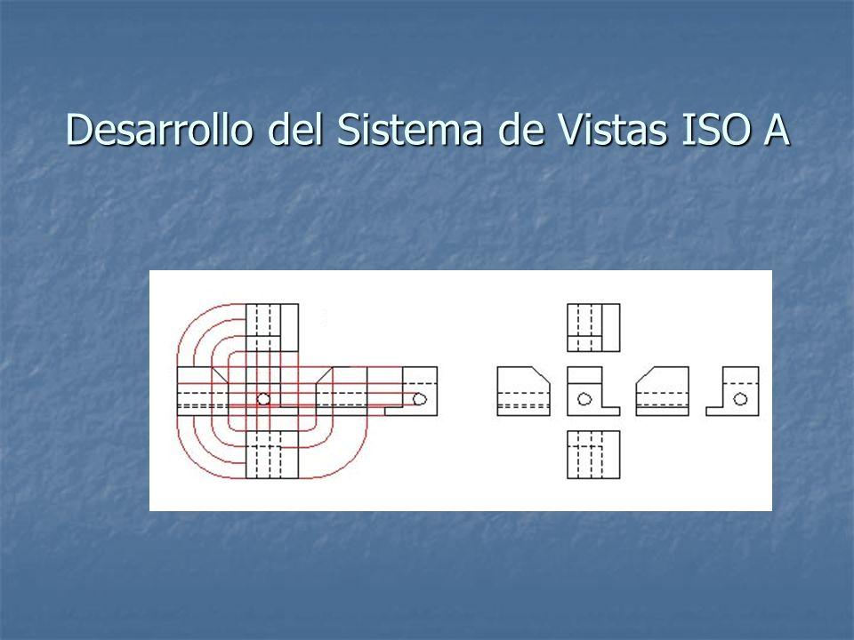 Desarrollo del Sistema de Vistas ISO A