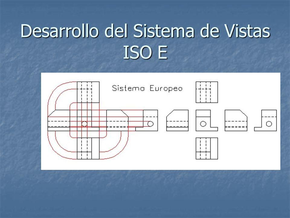 Desarrollo del Sistema de Vistas ISO E