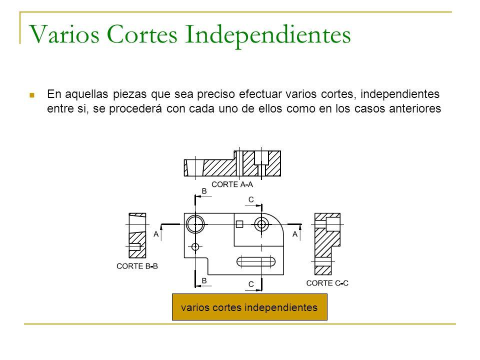 Varios Cortes Independientes