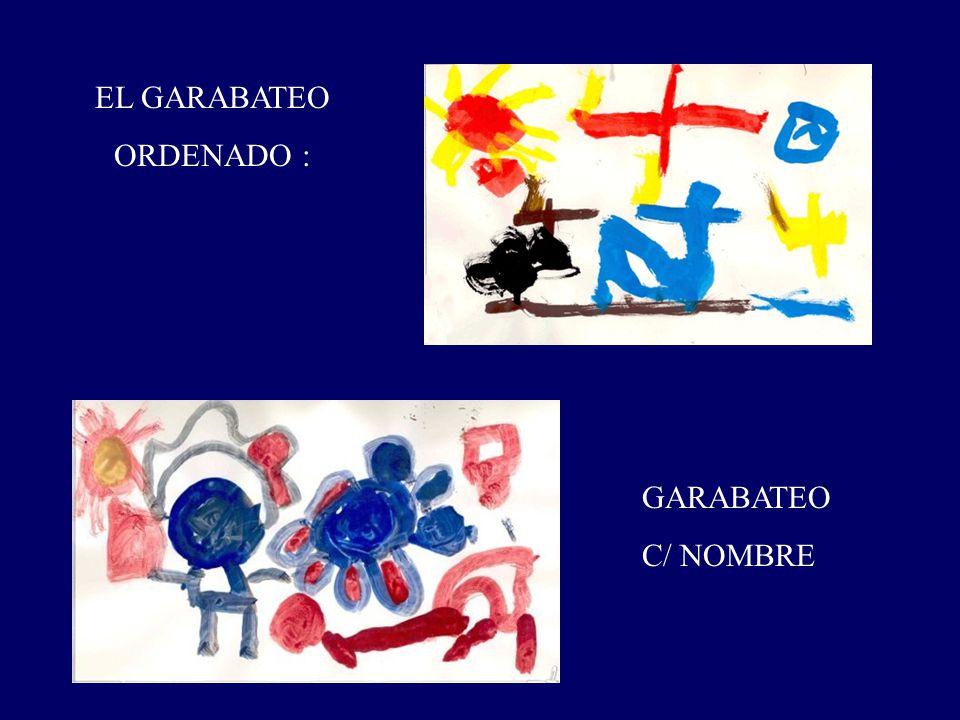 EL GARABATEO ORDENADO : GARABATEO C/ NOMBRE