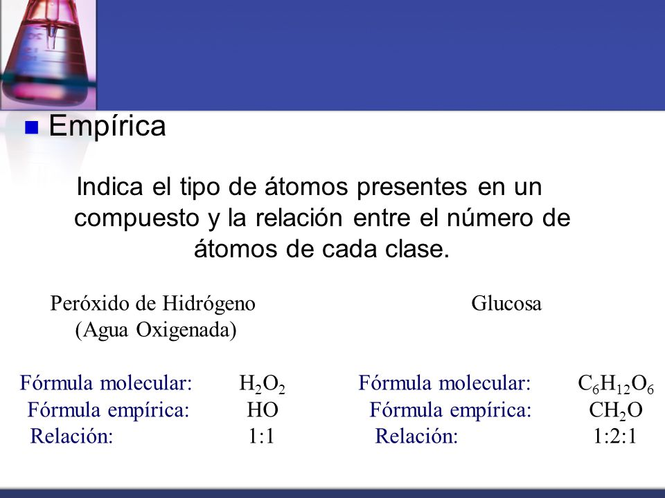 Fórmula molecular: C6H12O6