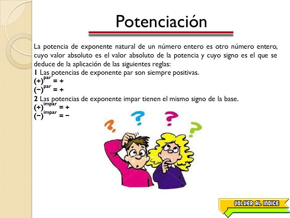 Potenciación