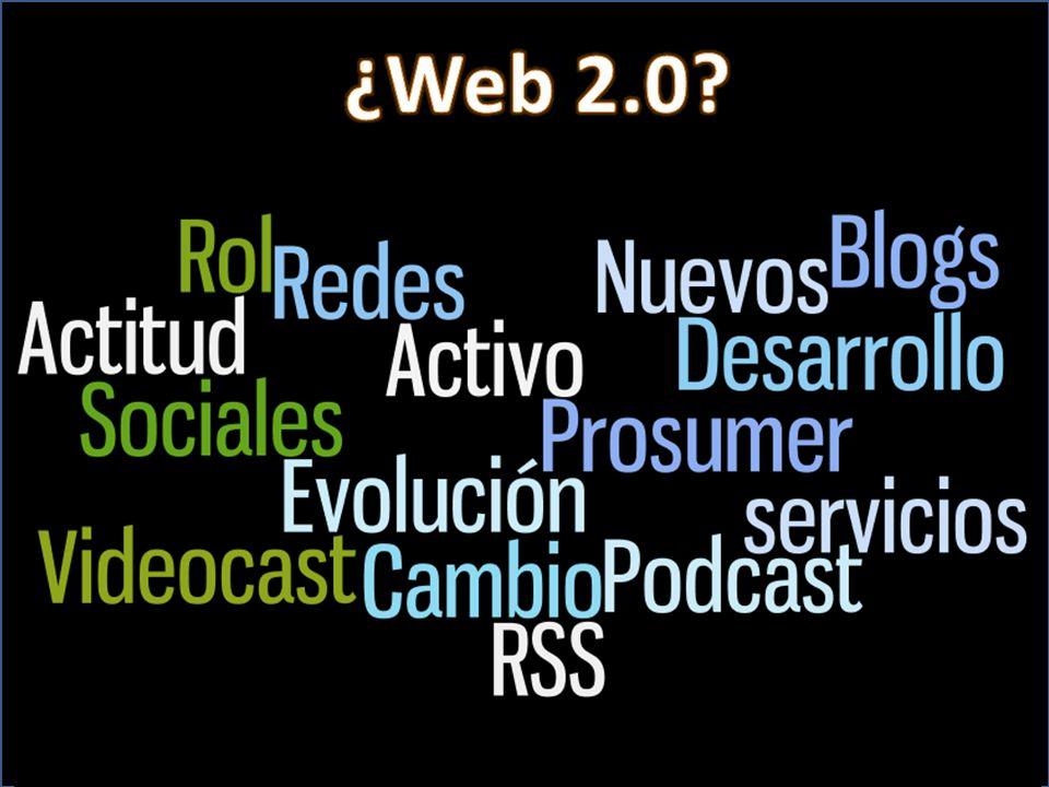 ¿Web 2.0