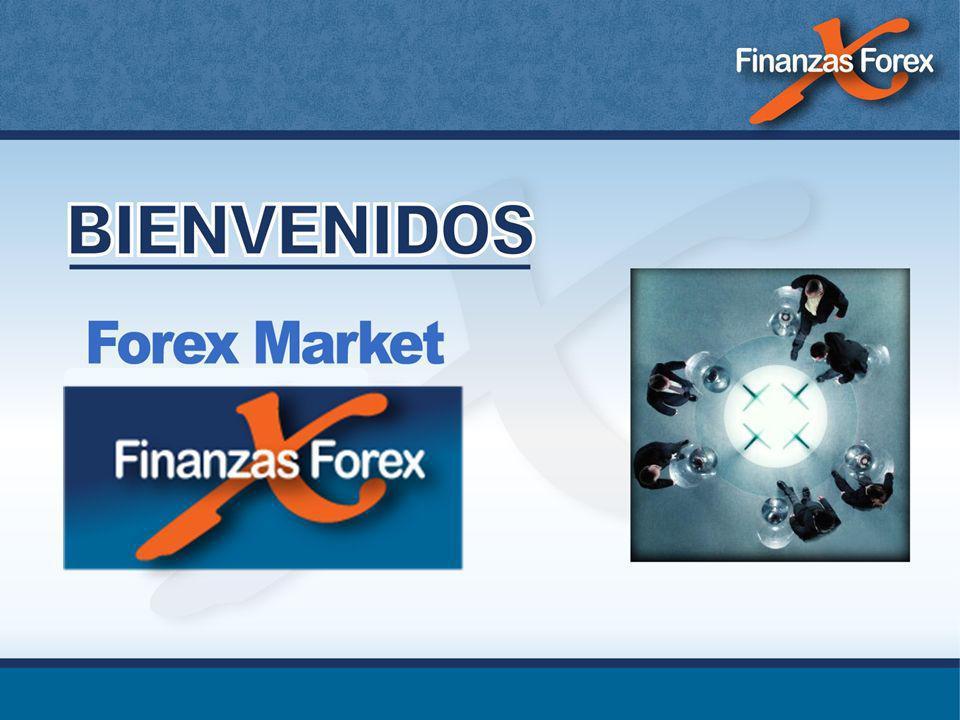 Bienvenida, bienvenido al mundo de las divisas: el mercado forex a través de Finanzasforex.