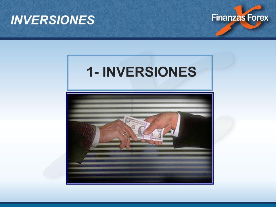 1- INVERSIONES INVERSIONES
