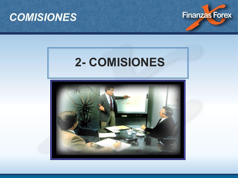 2- COMISIONES COMISIONES