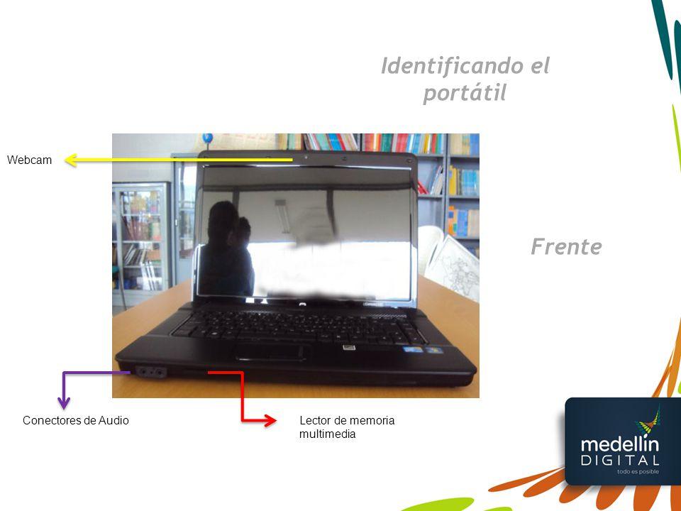 Identificando el portátil