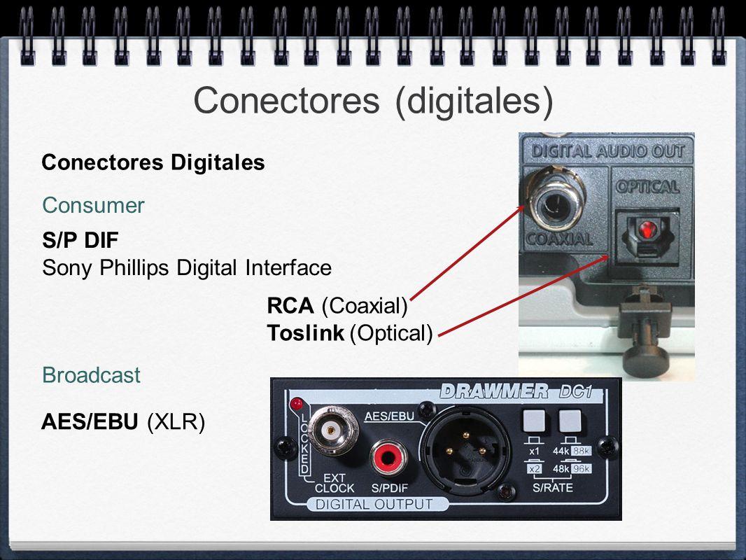 Conectores (digitales)