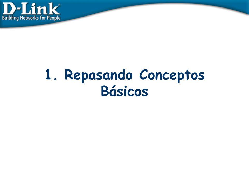 1. Repasando Conceptos Básicos
