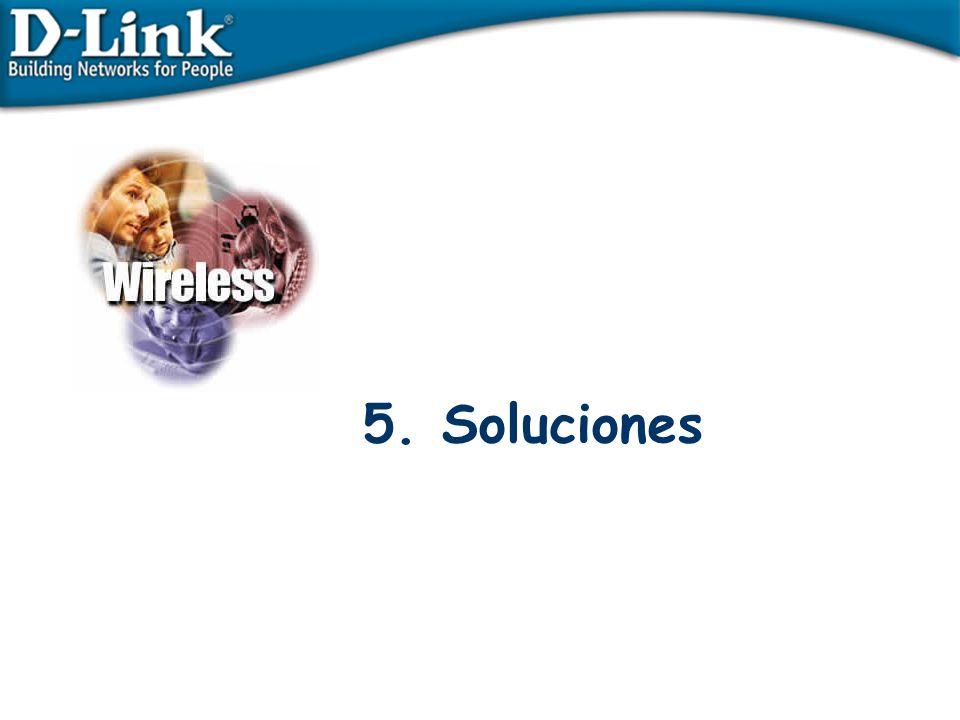 5. Soluciones