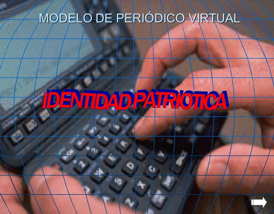 MODELO DE PERIÓDICO VIRTUAL