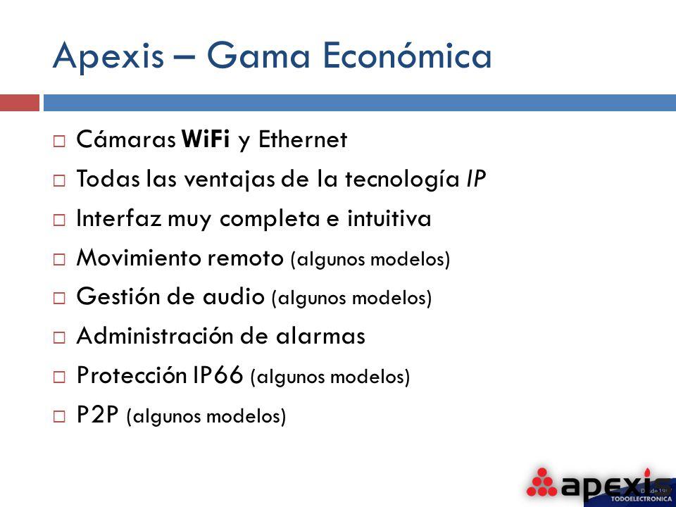 Apexis – Gama Económica