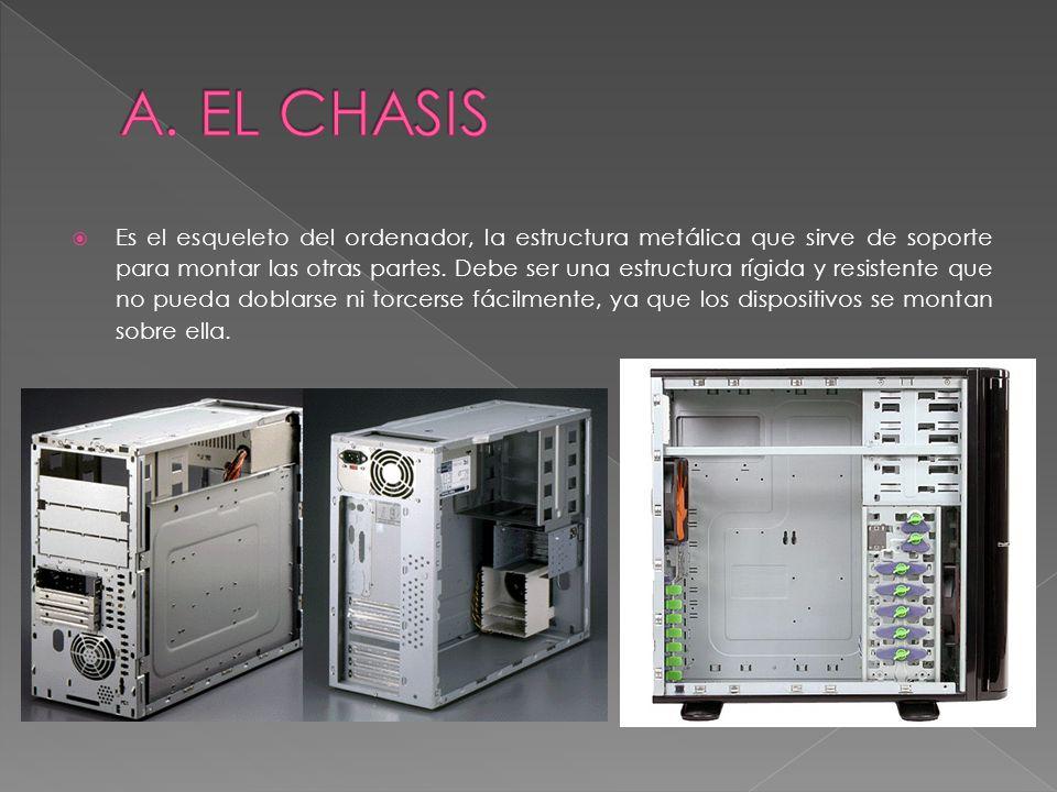 A. EL CHASIS