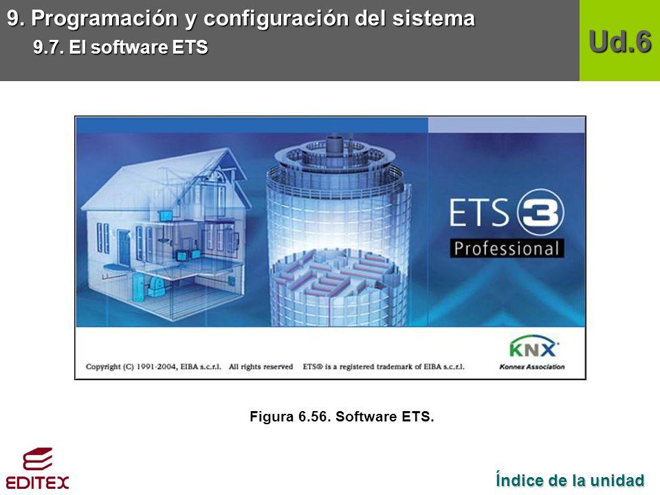 Ud.6 9. Programación y configuración del sistema 9.7. El software ETS